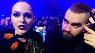 The HARDKISS vlog 40 - Премия Yuna 2017