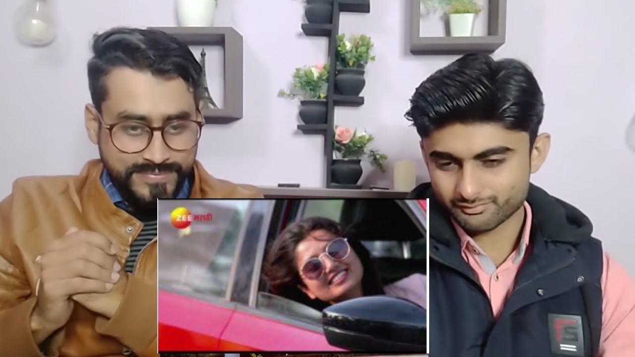Pakistani Reaction on | Mast Maharashtra | Anthem Song | Zee Marathi | REACTION