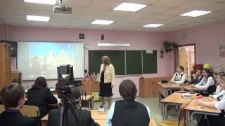 Урок английского языка, Семенова_Ю.Л., 2013