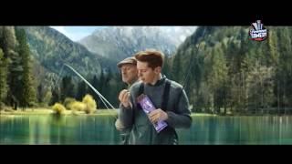 Реклама Milka (Paramount Comedy, апрель 2018)/ шоколад Милка/ Реклама сладостей