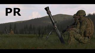 Як Стріляти з Мінометів Project Reality v 1.3.9 BF 2? Гра Військовий симулятор на ПК!