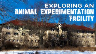 EXPLORING an ANIMAL EXPERIMENTATION FACILITY - What Happened Here Was SCIENCE!