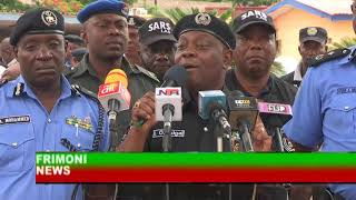 NIGERIA NEWS NIGERIA POLICE FORCE SAID THE ALLED WOMAN THAT JUMP INTO LAGOON NEVER HAPPEN