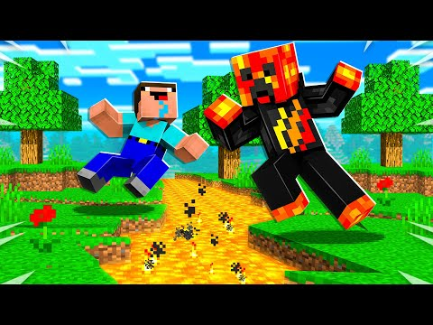 Minecraft But There are Natural Disasters...
