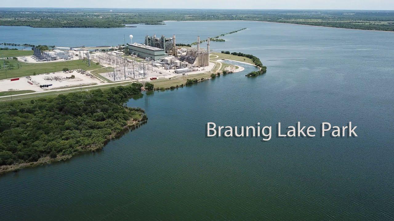 Braunig Lake Park - San Antonio Texas - YouTube