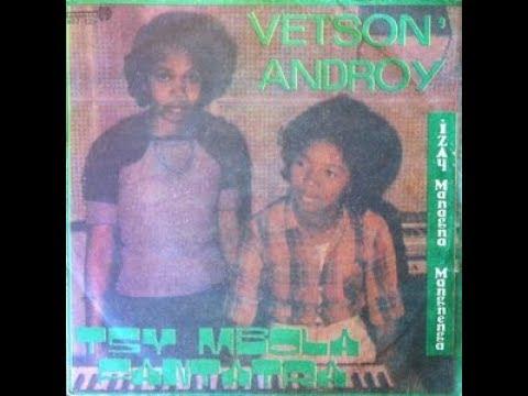 Vetson'Androy Tsy mbola fantatra