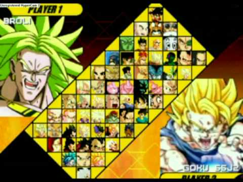 Descargar Dragon ball Z Mugen edition 2005 por Mediafire