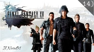 Final Fantasy XV 14) Aiutiamo un altro Chocobo - no commentary