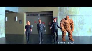 Fantastic Four (2015) — TV Spot #1 / Фантастическая Четвёрка (2015) — ТВ-Ролик #1 [HD]