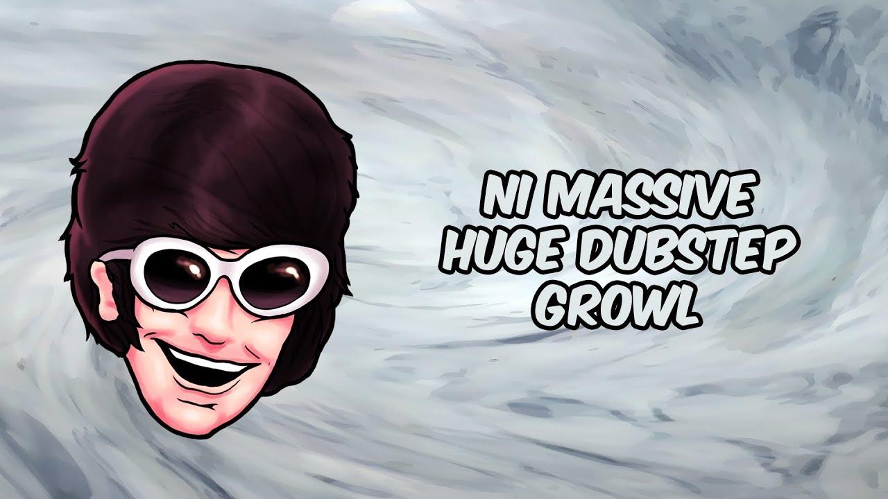 Download NI MASSIVE  -  HUGE DUBSTEP GROWL SOUND DESIGN TUTORIAL (FREE PATCH DOWNLOAD)
