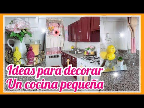 Смотрите сегодня видео новости MI COCINA/COMO DECORAR UNA COCINA  PEQUEÑA/IDEAS PARA DECORAR/DECORACION PRIMAVERA VERANO на онлайн канале  Russia-Video-News.Ru