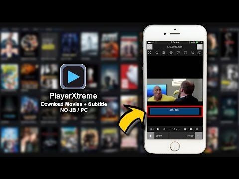 [BEST] How To Download Movies + Subtitle For iPhone / iPad iOS 10.1.1 NO JB / PC