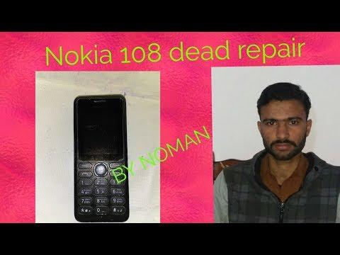 NOKIA 108 DEAD REPAIR