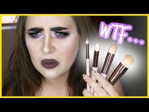 I TRY OUT NIPPLE BRUSHES!?!?