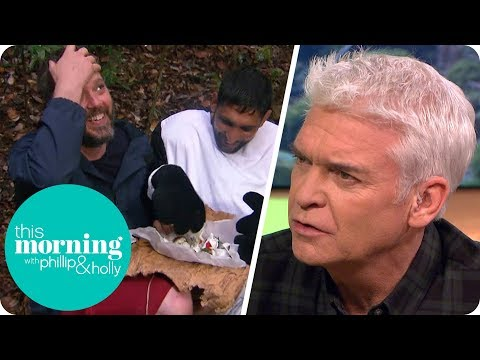 I'm A Celebrity Gossip - 'Strawberry-Gate' and a Bushtucker Trial Exclusive! | This Morning