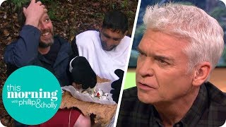 I'm A Celebrity Gossip - 'Strawberry-Gate' and a Bushtucker Trial Exclusive!   This Morning