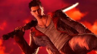 DMC Devil May Cry Walkthrough Mission 1 Part 2 PC Gameplay Ultra Settings 1080p