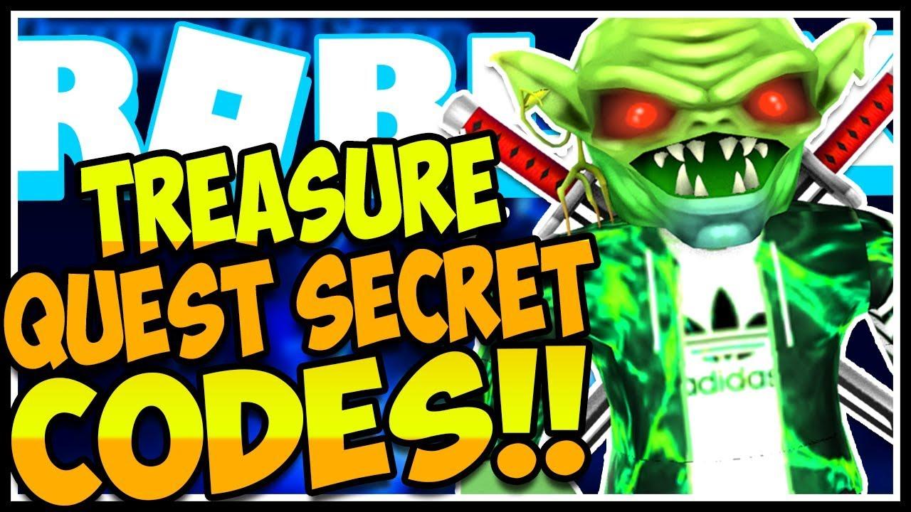 All Secret Codes Treasure Quest Endless Treasure Quest Roblox - roblox treasure quest all secrets