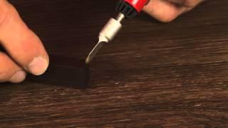 Servisní kufr pro opravu povrchu dřevěných a umělých podlah Kö 613 343