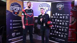 STRASBOURG ESPORT TOUR BY ORANGE - ÉTAPE 2 NBA 2K20