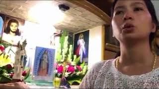 Chứng nhân ảnh phép lạ Thánh Tâm Chúa Giêsu và Linh ảnh Mẹ Maria Huyết Lệ