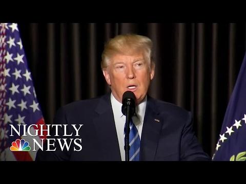 SCOTUS Nom Neil Gorsuch: President Trump's Attacks On Judiciary 'Demoralizing'   NBC Nightly News