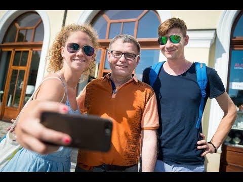 Lubomír Zaorálek na Letní filmové škole v Uherském Hradišti