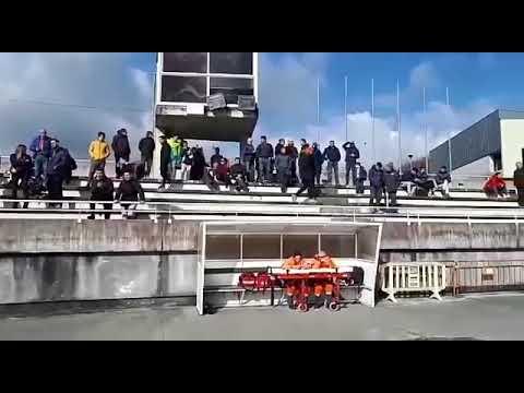 Prueba de fuego para los aspirantes a bombero en Lugo