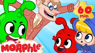 Orphles Angry Neighbour Mischief - BRAND NEW | Mila and Morphle Cartoons for Kids | Morphle TV