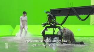 Призрак в доспехах - Фичер 'Драки в фильме'