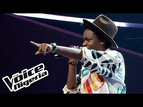 Brenda sings 'Why Don't You Love Me' / Blind Auditions / The Voice Nigeria 2016