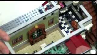 New Lego Set- 10243- Parisian Restaurant Review Review!!!!
