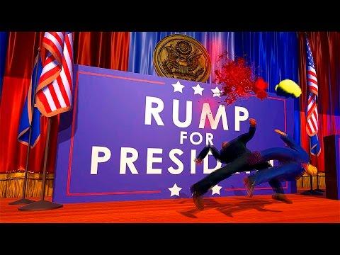 РАМП СПАСЁН ► Mr. President! #5