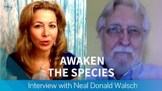 Neale Donald Walsch on his latest book: Conversations with God, Book 4: Awaken the Species