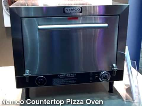 Nemco Countertop Pizza Oven - YouTube