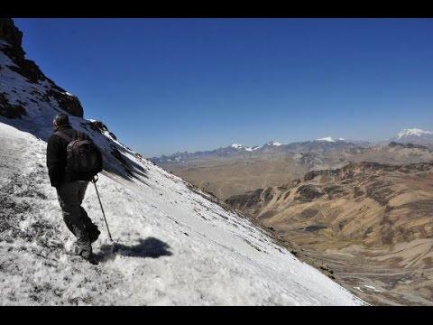 Montanha Chacaltaya - Bolivia -  VLOG