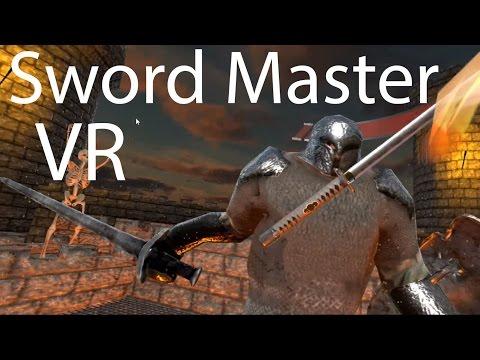 Slaying Medieval Knights in VR - Sword Master VR