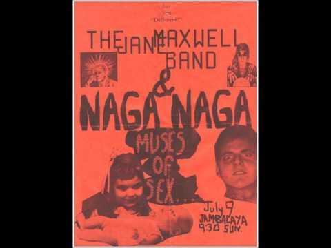 The Jane Maxwell Band demo