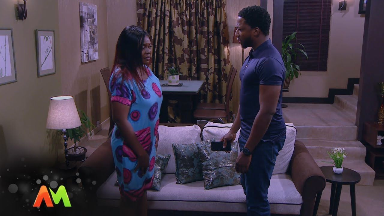 My hands aren't clean – Tinsel | S14 | Ep 3128 | Africa Magic