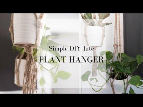 simple-diy-plant-hanger-|-beginner-macrame