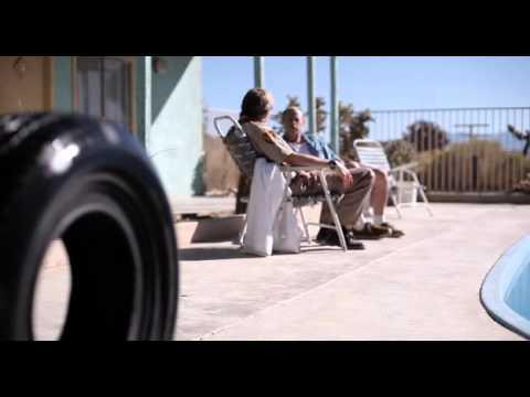 """Rubber (2010) -- """"The killer is a tire"""" / Mirror scene"""