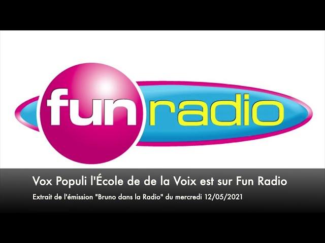 Bruno dans la radio c'est un peu comme une pochette surprise ...