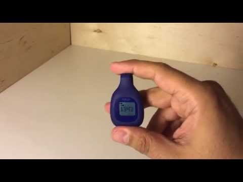 Fitbit Zip Wireless Activity Tracker Review