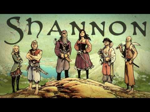 SHANNON - Official Teaser - Here