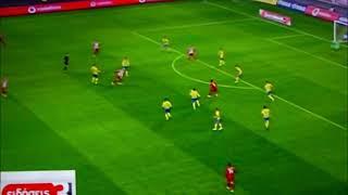 Στιγμιότυπα: Λαμία-ΠΑΟΚ 0-1, Ολυμπιακός-Παναιτωλικός 2-1 (3/12/2018)