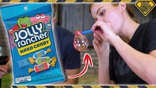 Download Learn Glass Blowing With Jolly Ranchers! Mp3 and Videos