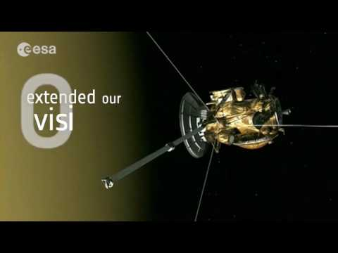 EUROPEAN SPACE AGENCY TRIBUTE