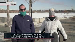 Should Canada's airline industry receive a bailout? | Outburst