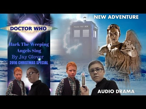 Doctor Who The Audio Series Christmas Special: Hark the Weeping Angels Sing