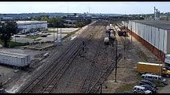 Kansas City, Missouri USA - Virtual Railfan LIVE